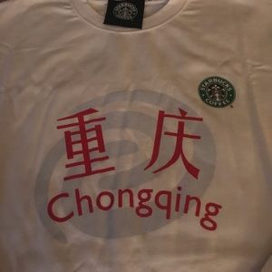 Starbucks Shirts - Starbucks tee shirt